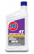 76 4T Motorcycle Oil SAE 10W40
